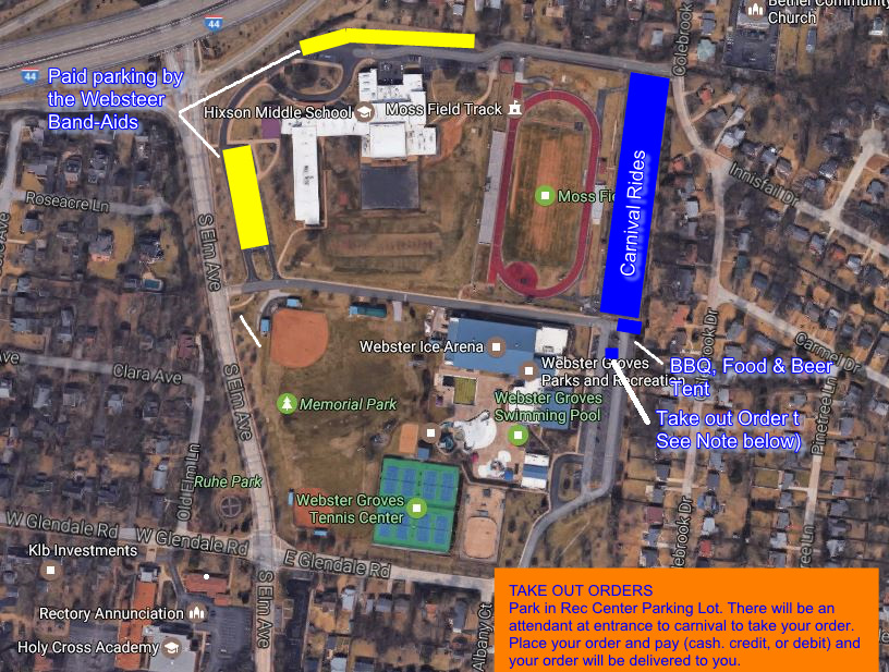 About Webster Groves Lions